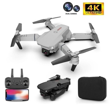 Dron drone 4K do nauki latania dla początkujących