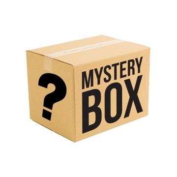 Mystery Box ze słodyczami 50zł