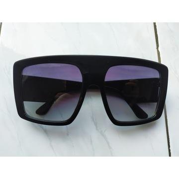 Okulary przeciwsłoneczne duże