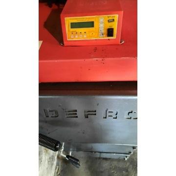 Piec Defro 24kW ze sterownikiem i nawiewem