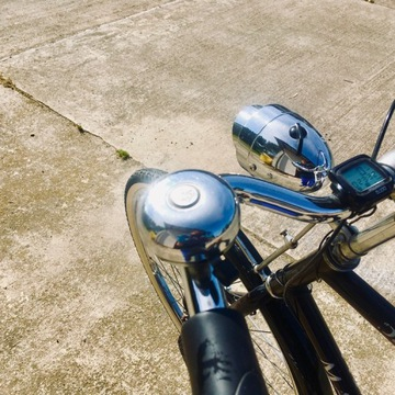 Dzwonek do roweru Vintage Retro