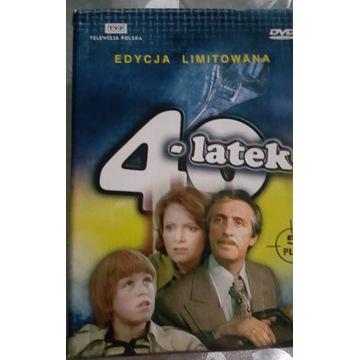 KOLEKCJA DVD 40-LATEK 1-21 EDYCJA LIMITOWANA