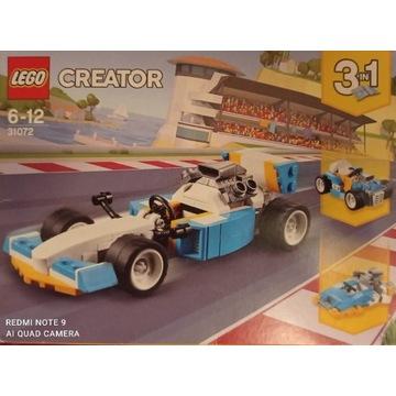 LEGO 31072 Creator 3 w 1 - Potężne silniki NOWE