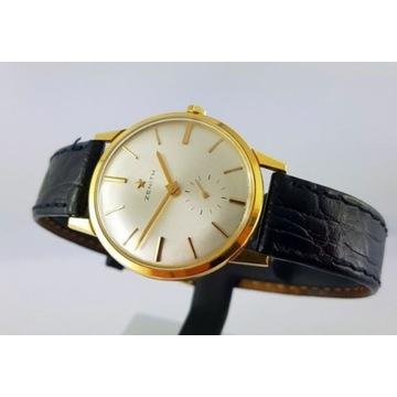 Złoty 18 K Zegarek ZENITH cal.2531 - Vintage