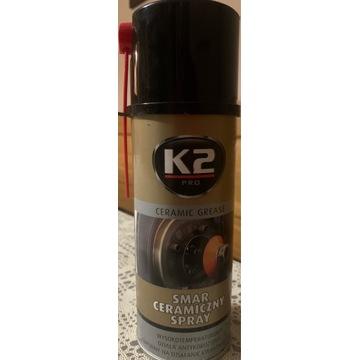 CERAMIC GREASE K2 PRO 400 ml