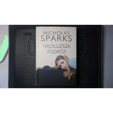 Najdłuższa podróż - Nicholas Sparks