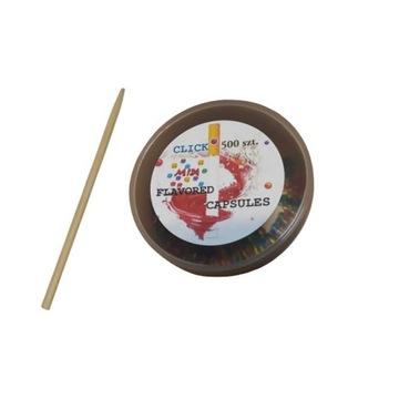 kulki Kapsułki do filtra papierosa MIX 500 szt