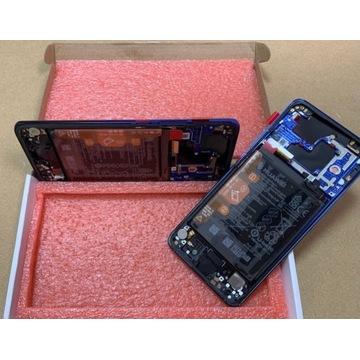 Huawei Mate 20 Pro Dotyk Ekran Wyświetlacz Oryg
