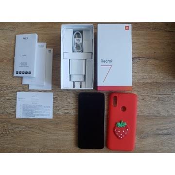 Xiaomi redmi 7 2GB RAM 16GB ROM stan idealny