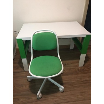 Biurko + krzesło (komplet)