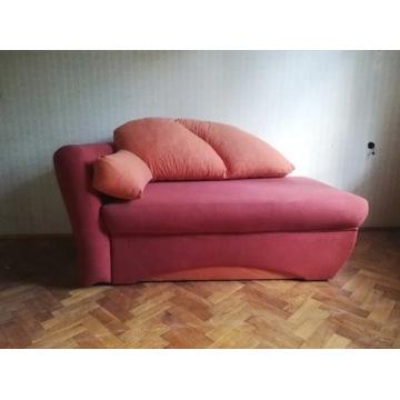ŁÓŻKO jednoosobowe sofa tapczan