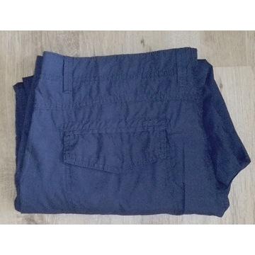 Spodnie bojówki bermudy męskie r 48 NOWE XL/XXL