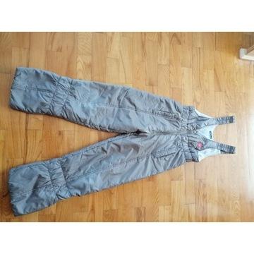Spodnie narciarskie dla dziewczynki r. 146