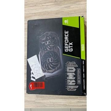 Karta graficzna Nvidia GeForce GTX 1660 ARMOR 6GB