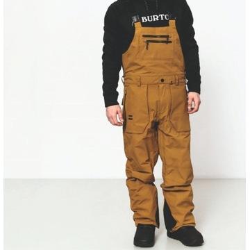 Volcom Gore-Tex spodnie snowboard męskie r. M HIT!