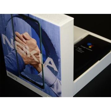 Smartfon Nokia 7.2 4GB 64GB 48MP 8MP Dual SIM