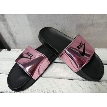 Nowe klapki damskie Nike r.37