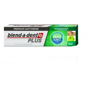 BLENDADENT Plus Dual Protection, Fresh mint, 40g