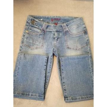 Spodnie jeansowe roz. 38/40