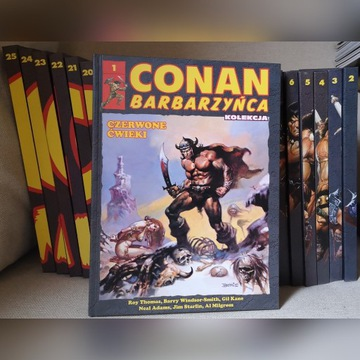CONAN, tomy 1-25