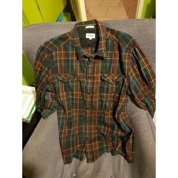 Koszula wrangler xxl  ciepła