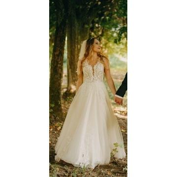 Suknia ślubna Estera rozmiar S
