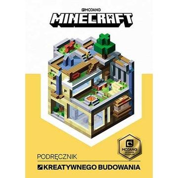 Minecraft Podręcznik kreatywnego budowania Mojang