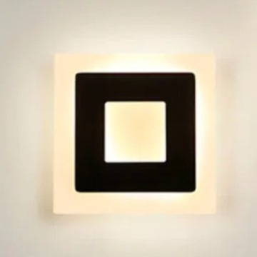 Plafon lampa oprawa oświetlenie LED 18W ciepły