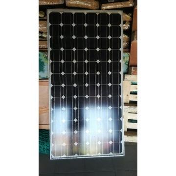 Zestaw solarny 2x panel 170W MPPT AKU VARTA AGM