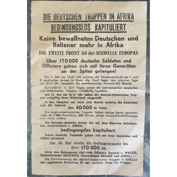 """Ein propagandablatt"" 1943"