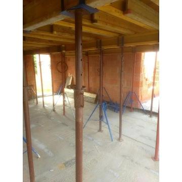 Wynajem szalunków stropowych szalunki stropowe
