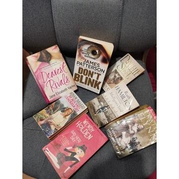 Stos książek po angielsku! Dużo i tanio