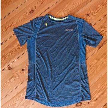 MACRON Oryginalna Koszulka do biegania treningu S