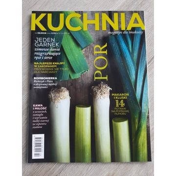 Kuchnia magazyn dla smakoszy nr 02/2019