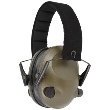 Ochronniki słuchu Mil-Tec Defenders aktywne