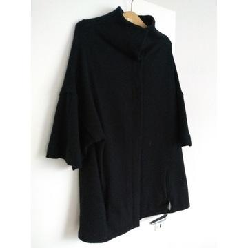 Calvin Klein - narzutka , sweter oversize - 40
