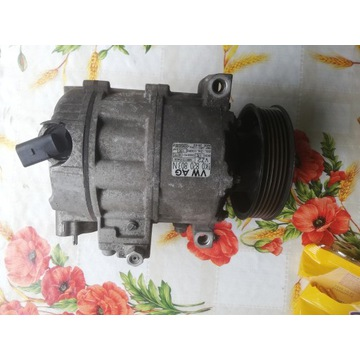 Kompresor klimatyzacji skoda octavia 2