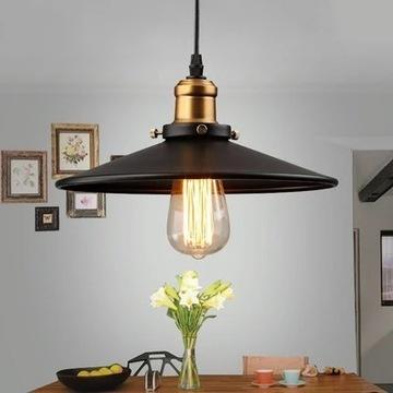 Lampy sufitowe wiszące Retro  Loft 2 sztuki