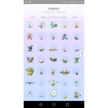 Pokemon Go *LVL 40*