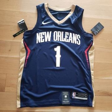 NBA ZION WILLIAMSON NEW ORLEANS PELICANS - r. M
