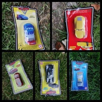 Auta zabawki kolekcja
