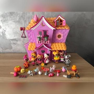 Lalaloopsy - Domek z laleczkami i akcesoriami