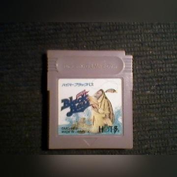 Gra Game Boy Black Bass