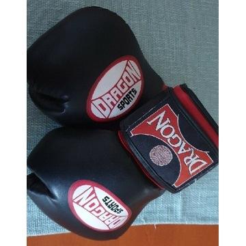 Rękawice bokserskie Dragon Sports 10 oz
