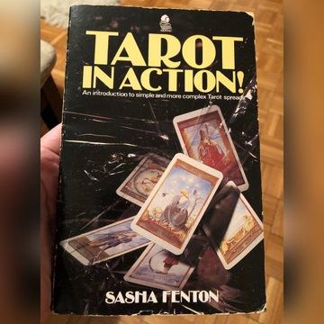Sasha Fenton - tarot in action