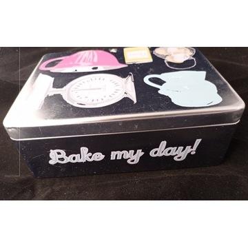 Opakowanie reklamowe Bake my day !