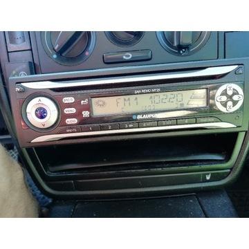 Radio samochodowe Blaupunkt San Remo MP26 CD MP3