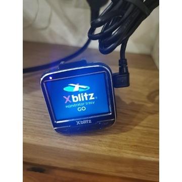 XBLITZ GO FULL HD, Rejestrator jazdy, kamerka samo