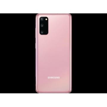 SAMSUNG Galaxy S20, 128 GB, Rózowy