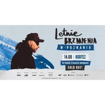 Bilet-y na KORTEZ-a - Stary Browar - Poznań -14.08